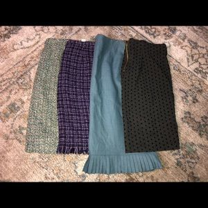 Dresses & Skirts - Women's Size 10 Skirt Bundle